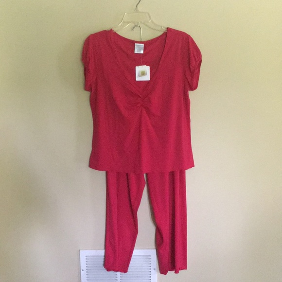 Cabernet Intimates Sleepwear Nwt Size Medium Pajamas By Poshmark